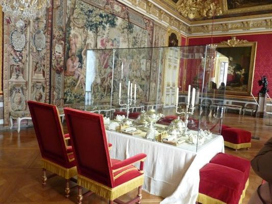 Château De Versailles Salle Manger Royalejpg